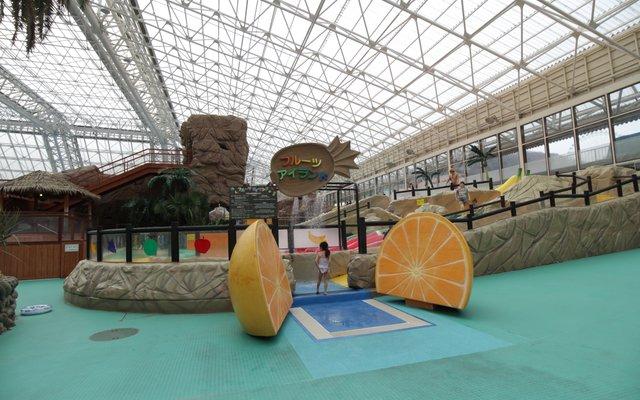 東京サマーランド (Summerland Water Adventure)