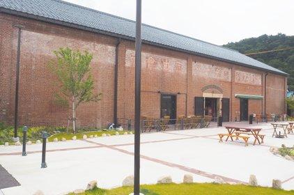 敦賀 赤レンガ倉庫