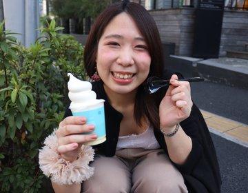 原宿で長蛇の生クリーム専門店「MILK」をテイクアウトで手軽に☆