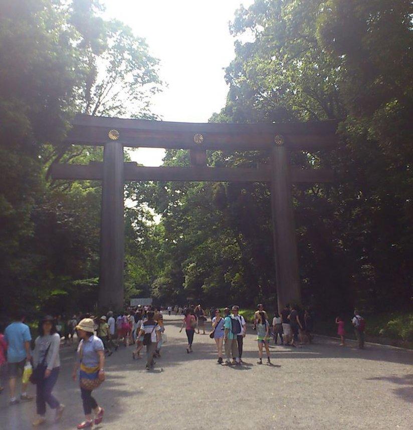 明治神宮 (Meiji Jingu Shrine)