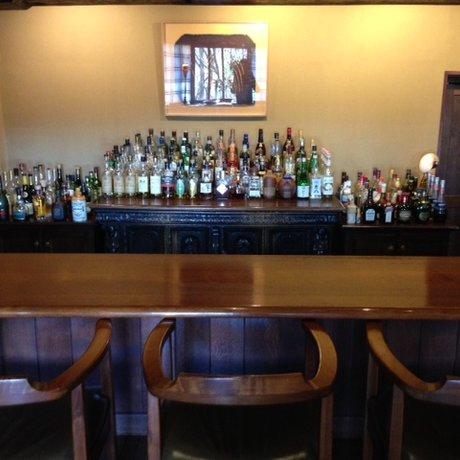 Tan's bar