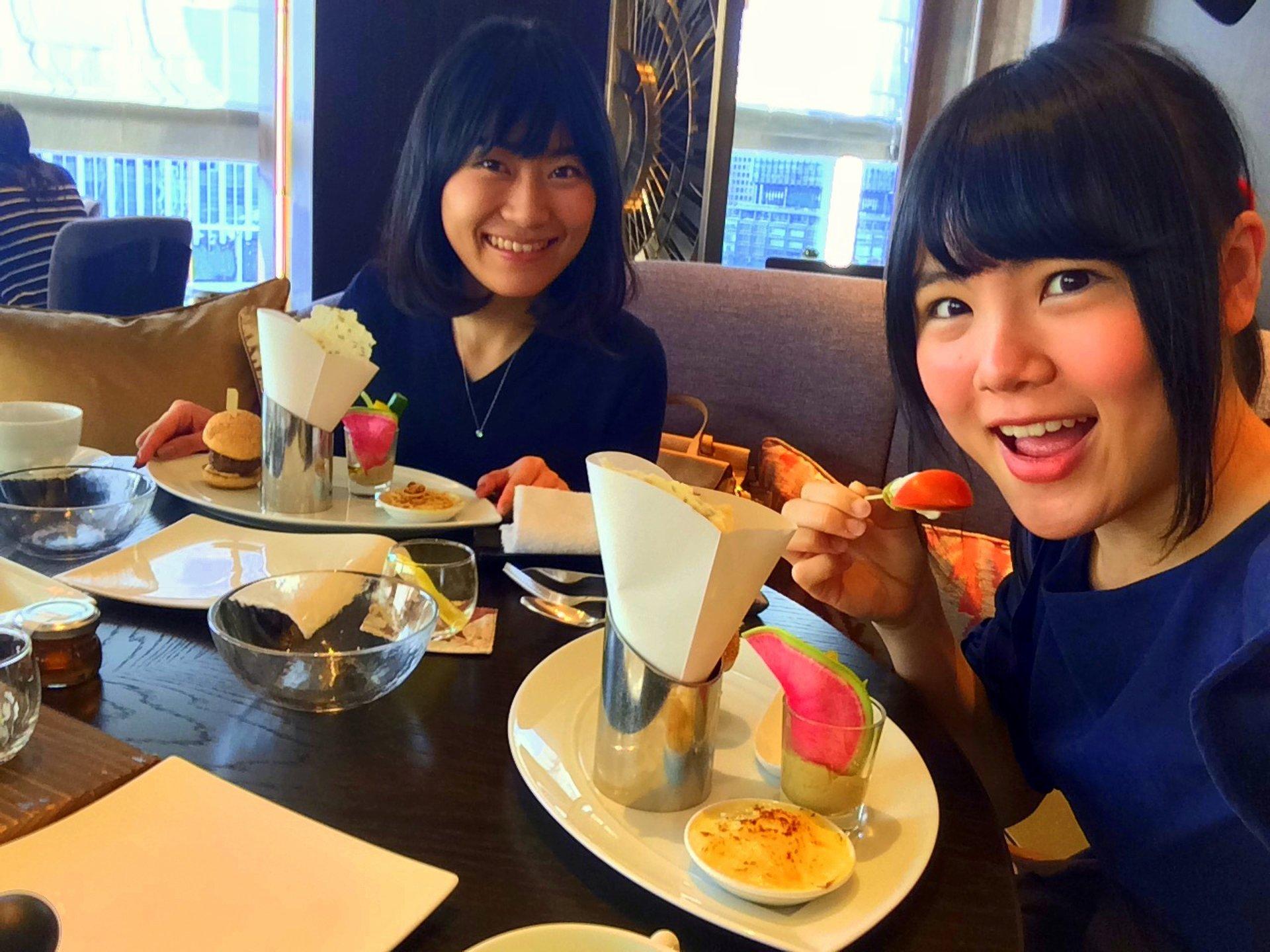 おしゃれ女子必見♡東京・日本橋女子会におすすめカフェ・レストラン6選