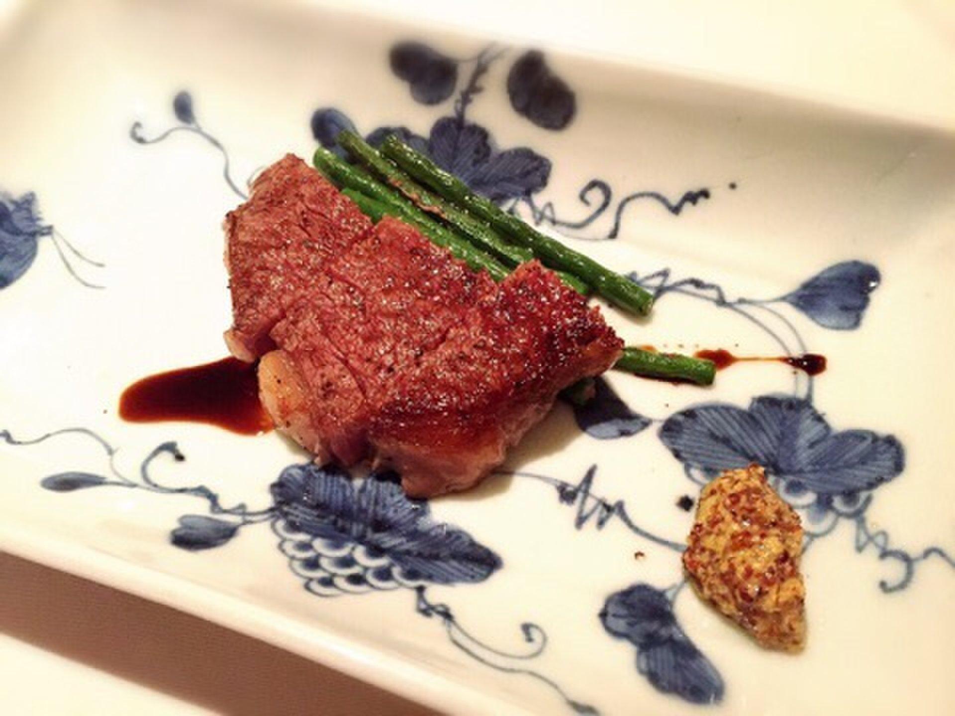 お箸で頂く和フレンチ【銀座ミヤガワ】特別な日のディナーはオシャレな和風フレンチで過ごしませんか♪