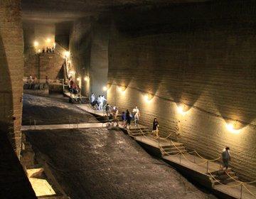 【宇都宮に新避暑地!?】幻想的地下神殿『大谷資料館』