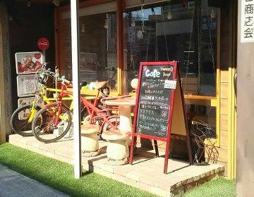 こんな素敵な店、知ってた?オシャレなカフェでランチ&和スイーツ♪~ついでに神社でお参りもしましょ~
