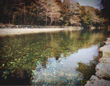 三重県伊勢神宮で異空間な時間を過ごしちゃおう!