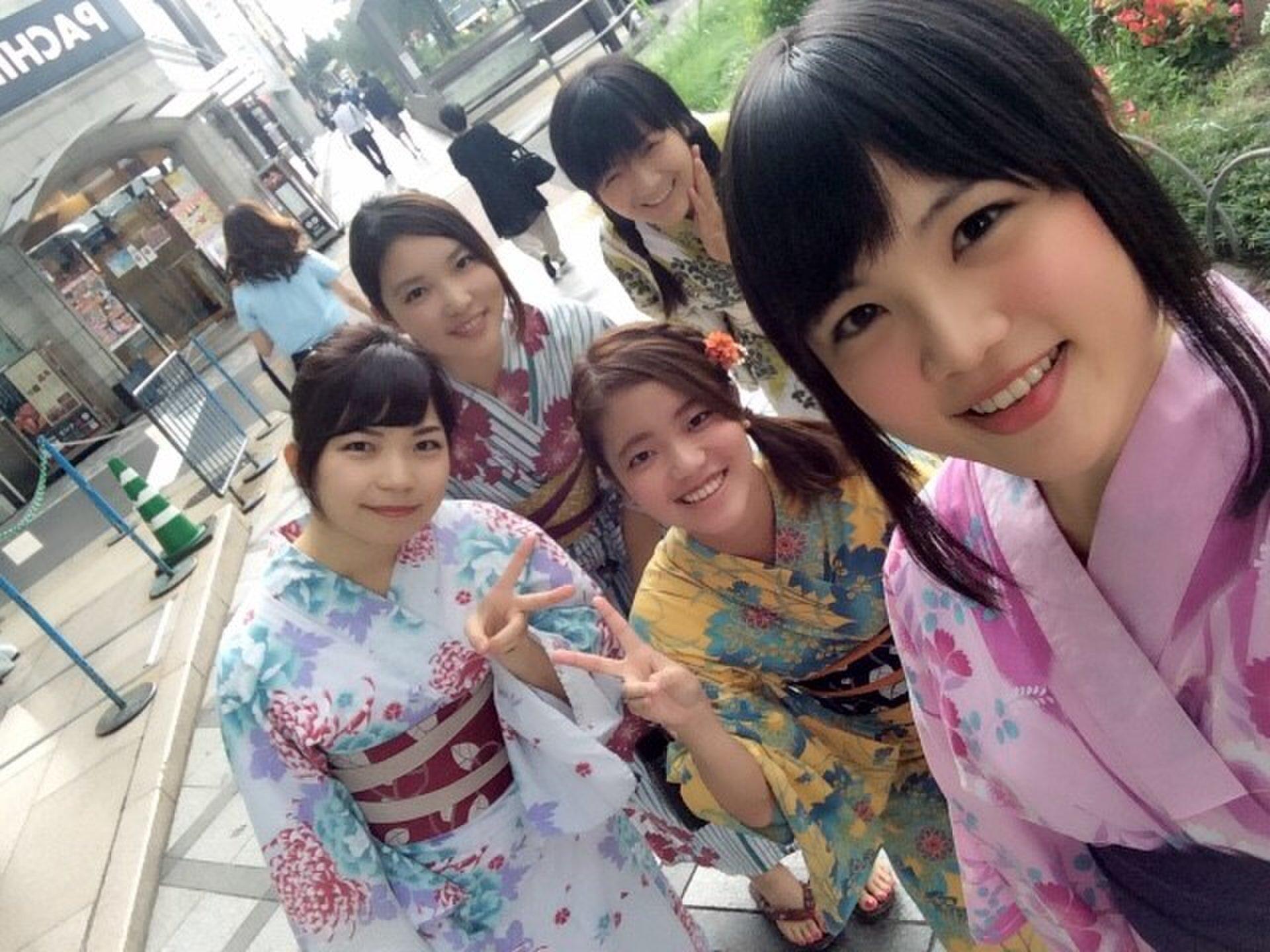 京都で浴衣女子会!京都駅で浴衣や着物をレンタル・着付けして観光しよう♡
