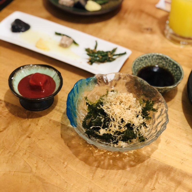 沖縄の味 ぶがりの〜し