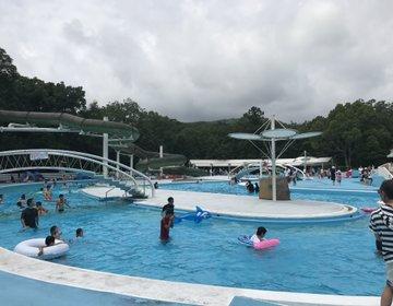 【埼玉の秘境・越生】親子で行きたい安全プール!