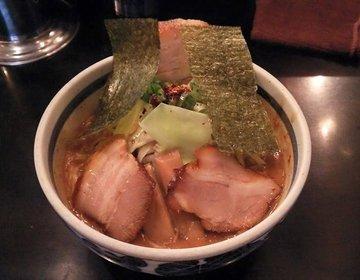 【埼玉県×ラーメン・つけ麺】埼玉で食べるならここ!味わい深いラーメン屋3選!