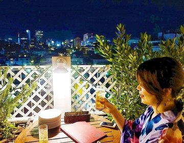東京で過ごす最強の大人のビアガーデン。東京タワーを眺めるおいしいひととき。ペニーレガーデンはいかが?