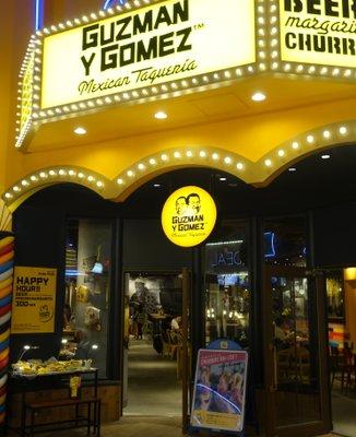Guzman y Gomez イクスピアリ店