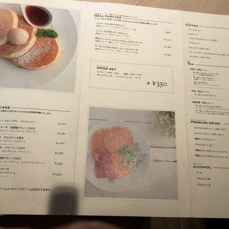 幸せのパンケーキ 渋谷店