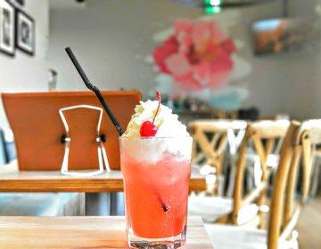 勝田駅前のおすすめカフェといえば「モアナイナ」でハワイアンパンケーキ。ひたちなかおすすめカフェ