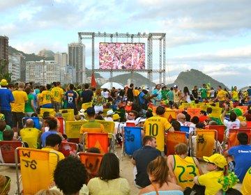 【海外ブラジル編】W杯現地観戦☆サッカー、シュラスコ、ビーチ!リオのオススメと現地観戦の魅力♪