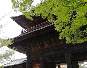 伝統と文明開化が同居する定番スポット、南禅寺と琵琶湖疏水で京都の新緑を楽しもう!