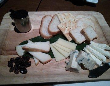 【銀座一丁目駅徒歩1分の好立地】銀座の発酵ダイニングSAIKAで絶品チーズを食す!