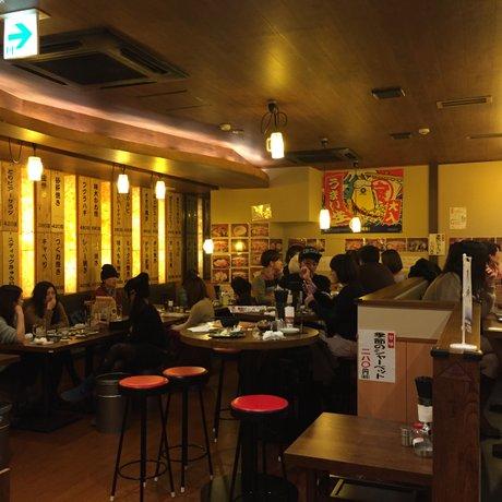 とりビアー 渋谷文化村通り店