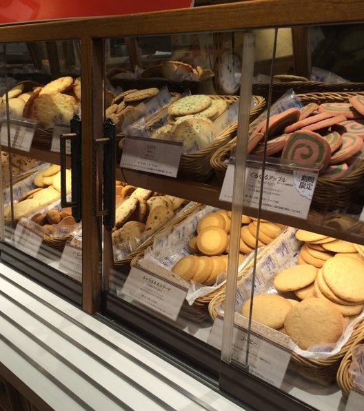 ステラおばさんのクッキー 横浜相鉄ジョイナス店