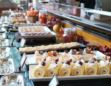 食欲の秋!帝国ホテル大阪のハロウィンスイーツブフェで秋の味覚を満喫!