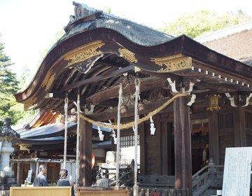 【山梨旅】誰もが知る戦国武将信玄公を祀る神社です!甲斐国総鎮守「武田神社」に行ってみた♪