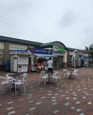 九ツ家 高坂サービスエリア店