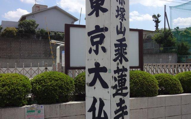 東京大仏 (乗蓮寺)
