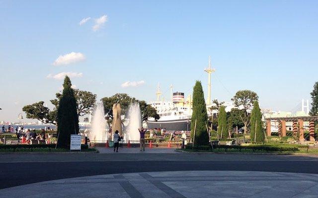 山下公園 (Yamashita Park)