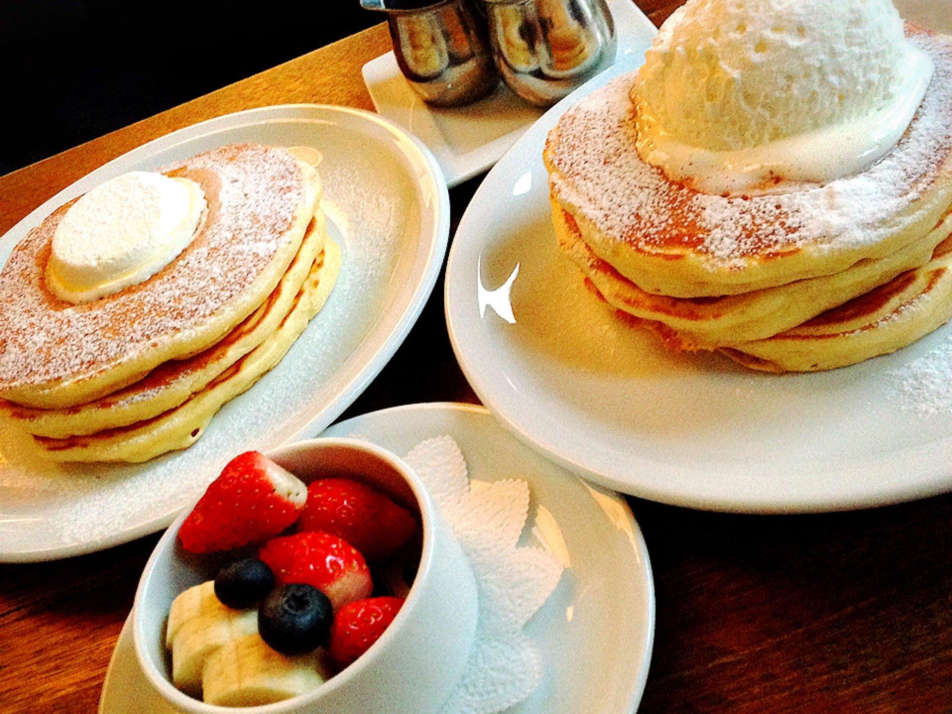 【食べログ3.5越え!】大のパンケーキマニアが教える!本当に美味しいパンケーキ専門店5選