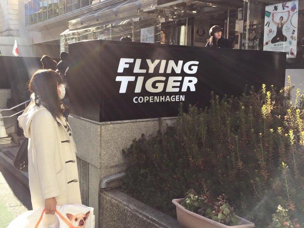 Flying Tiger Copenhagen (フライング タイガー コペンハーゲン) 表参道ストア