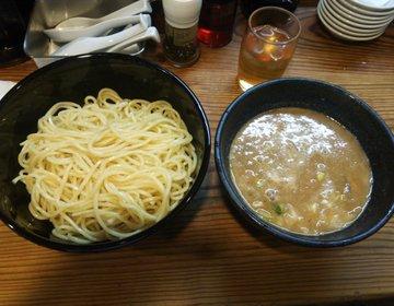 梅田で最高のつけ麺屋!上方屋五郎ヱ門の絶品濃厚つけ麺!