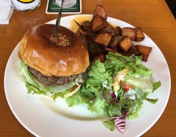【名古屋で口コミサイトNo.1のハンバーガー】 ガッツリとハンバーガーを食べたくなったらココ!