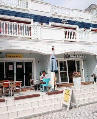 ダブルサンドウィッチ 葉山店