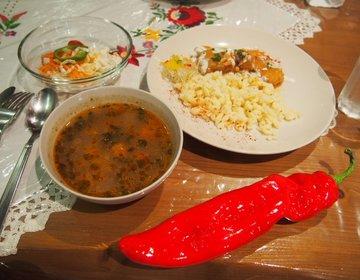 【ランチ×女子会】♡美味しいハンガリー料理のお店 白金高輪 パプリカ・ドット・フ♡