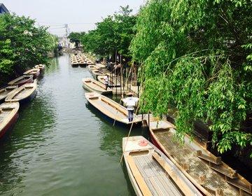 【博多・柳川】日本が誇る美食の街で、川下りと美食を楽しもう!