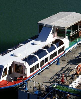 黒部湖遊覧船 ガルベ