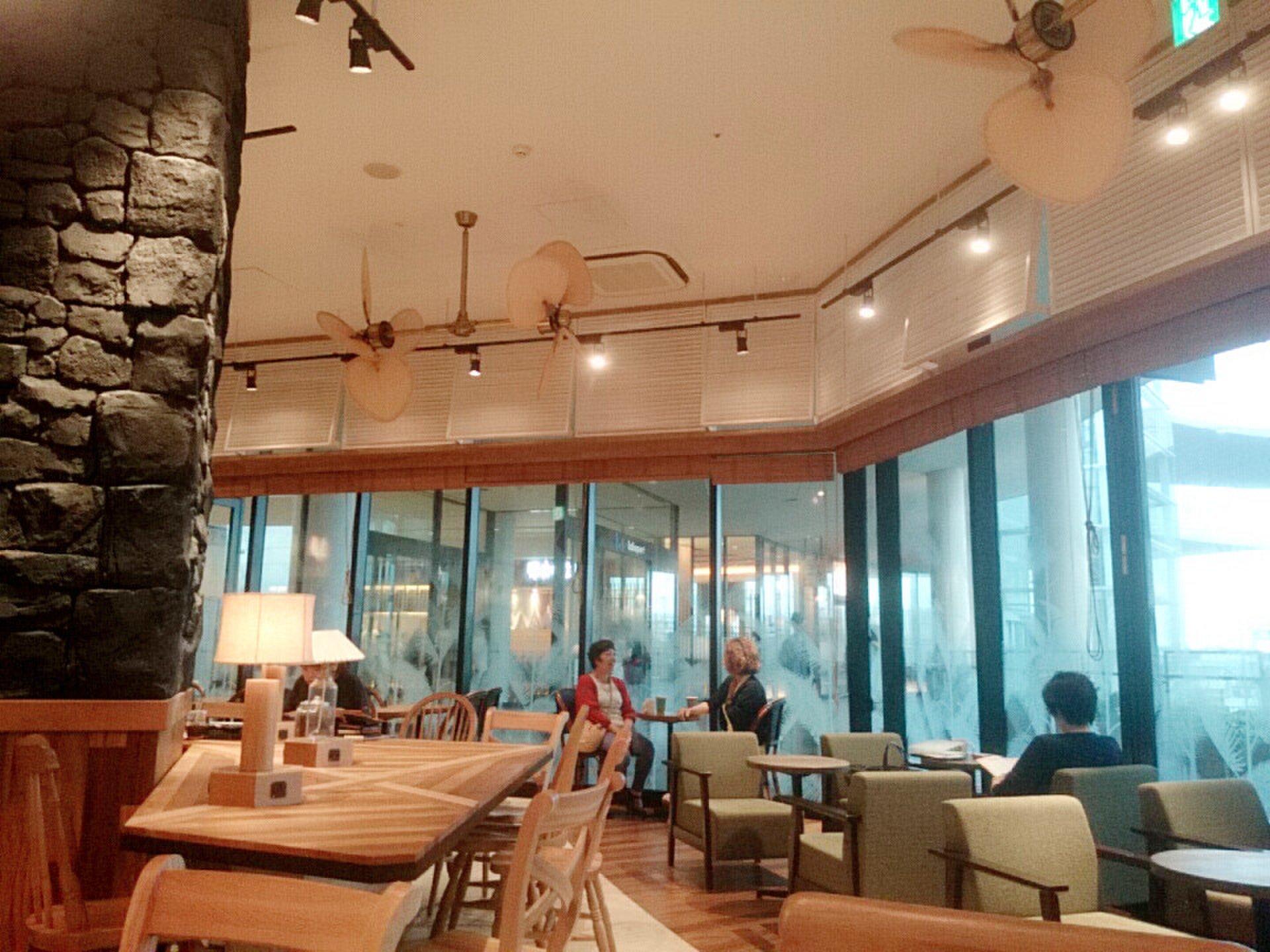 ららぽーと横浜【おすすめカフェ】ハワイアン&アメリカンカフェはしごプラン