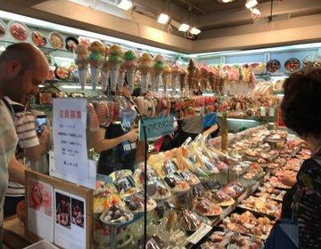 【まるで本物・見るだけで楽しい合羽橋商店街】まいづるで♡新しいiPhoneケース♡食品サンプル