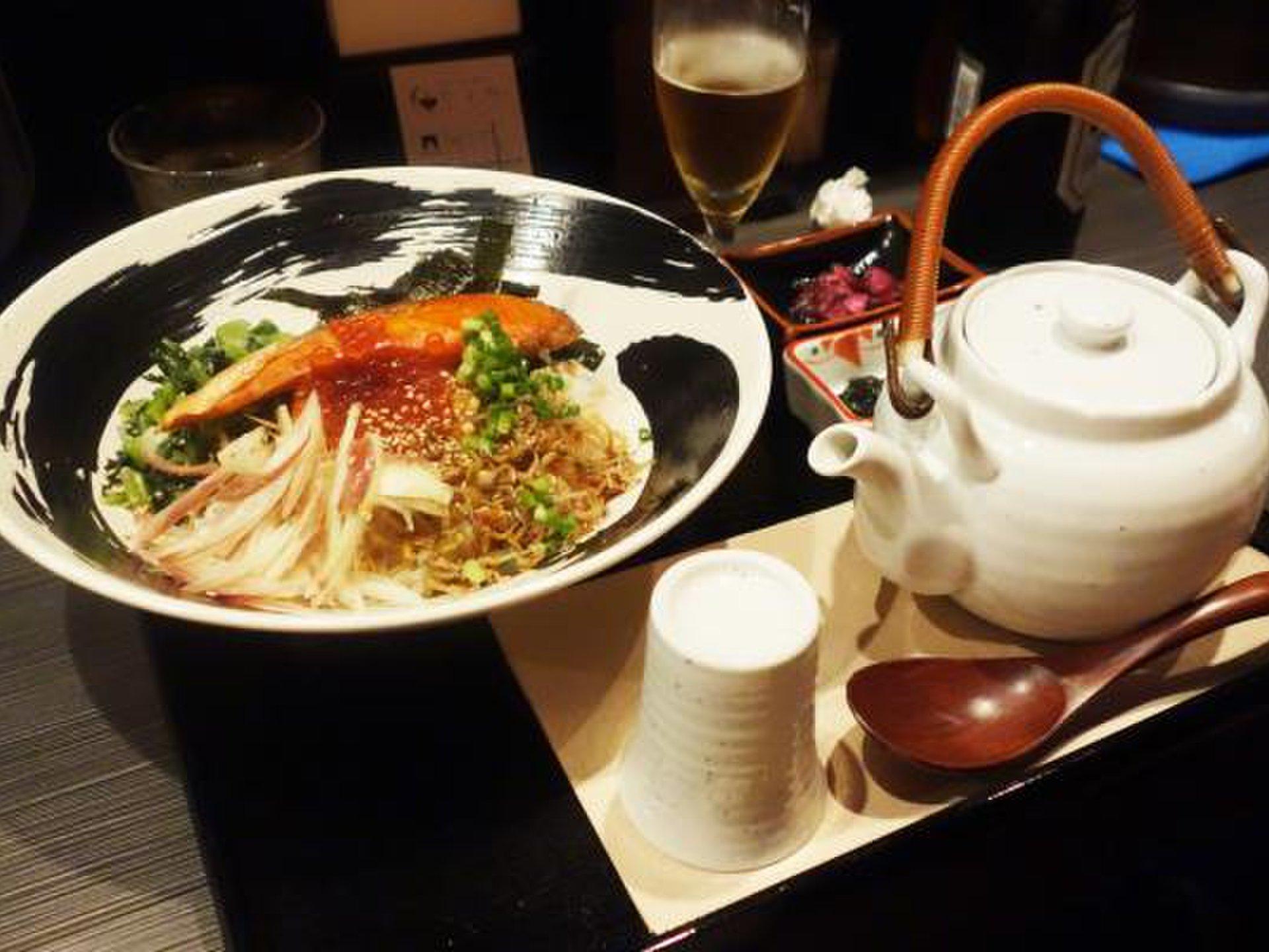 本当に美味なお茶漬け、食べてみない?東京都内で楽しむ絶品茶漬け5選