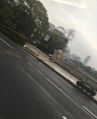 原爆ドーム前/広島電鉄バス