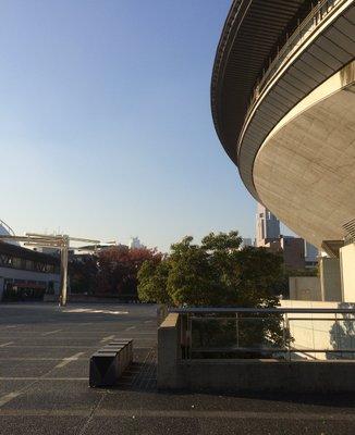 東京体育館