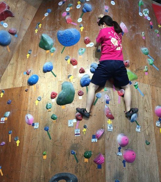Be born Climbing Gym(ビーボーンクライミングジム)