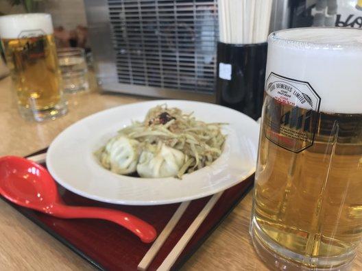 ホワイト餃子 はながさ 本川越店