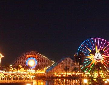 〔海外〕アナハイムにあるカリフォルニア・ディズニーランドへ行ってみた!