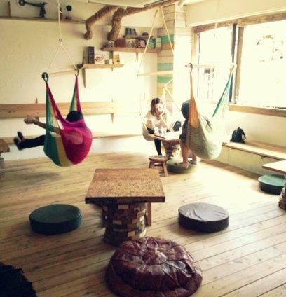 cafe hammock tribe