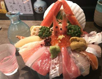 北陸・石川県【金沢】の、人気の海鮮丼や、近江町市場での食べ歩き!アイスにかける醤油とは?