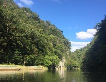 大自然川下りにわんこそば◎楽しさ満点!岩手県満喫観光巡り