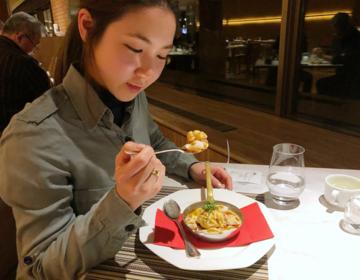 富士山〜山中湖観光♡マリオットホテルでおすすめ山梨名物『信玄餅風スイーツ』