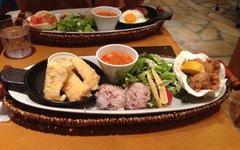 莫阿纳厨房咖啡厅新宿高岛屋时代广场店