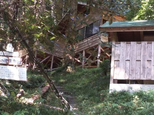 みの石滝キャンプ場